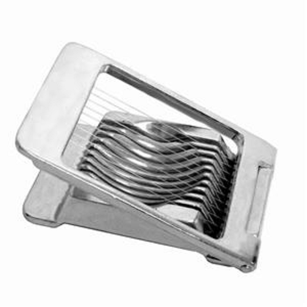 TigerChef Square Aluminum Egg Slicer