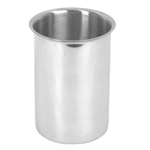 TigerChef Stainless Steel Bain-Marie Pot 6 Qt.