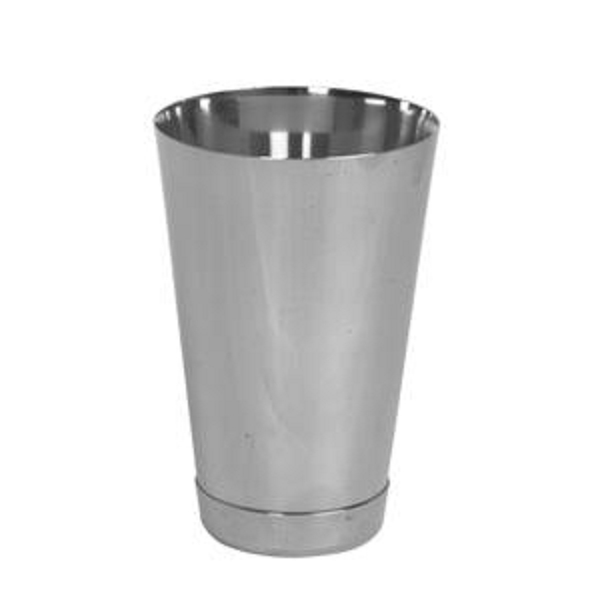 TigerChef Stainless Steel Cocktail Shaker 15 oz.