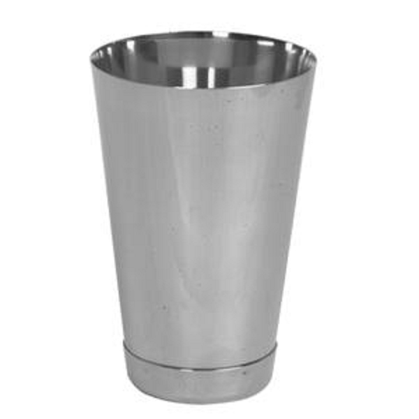 TigerChef Stainless Steel Cocktail Shaker 26 oz.