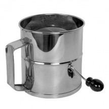 TigerChef Stainless Steel 8 Cup Flour Sifter