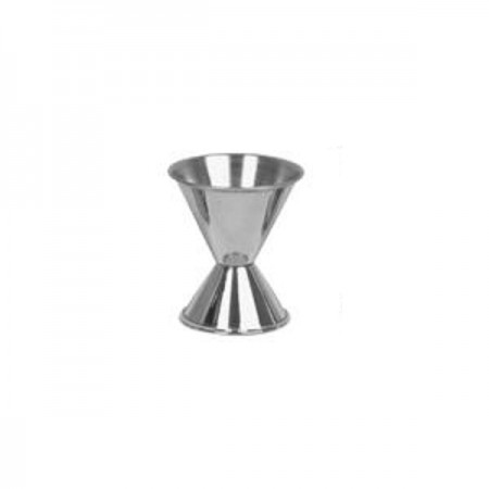 TigerChef Stainless Steel Jigger 3/4 oz. & 1-1/2 oz.