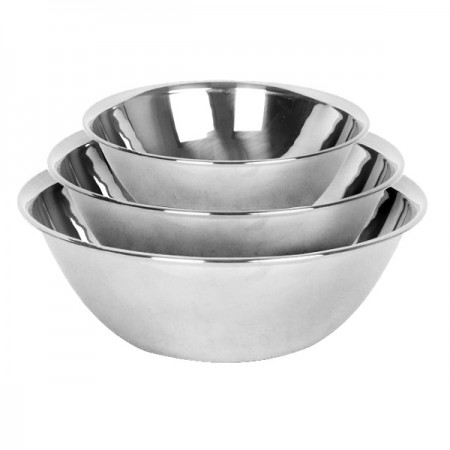 TigerChef Stainless Steel Mixing Bowl 5 Qt.