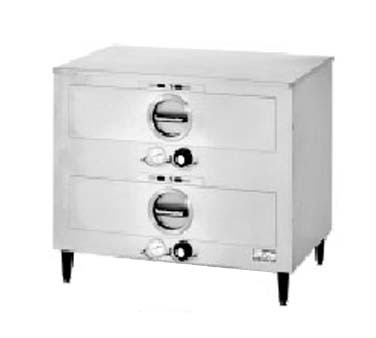 Toastmaster 3B84DT09 Electric Hot Food Server Free-Standing Two Drawer