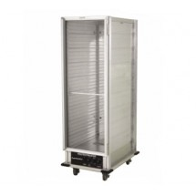 Toastmaster E9451-HP34CDN Aluminum Full Size Mobile Non-Insulated Heater and Proofer Cabinet