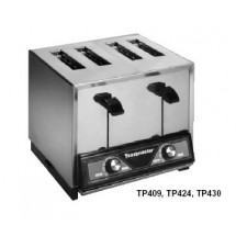 Toastmaster TP409 Four Slot Pop-Up Toaster