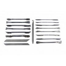Town Food Equipment 48677 Stainless Steel 17-Piece Garnishing Set