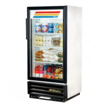 True GDM-10 10 Cu Ft Glass Door Refrigerated Merchandiser
