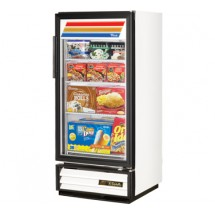 True GDM-10F-LD One-Section Glass Door Freezer Merchandiser 10 Cu Ft