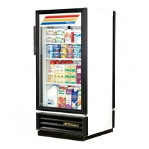 True GDM-10PT 10 Cu Ft  Glass Door Pass-Thru Merchandiser