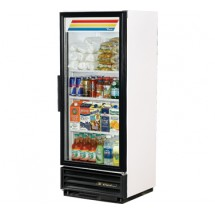 True GDM-12 12  Cu Ft Glass Door Refrigerated Merchandiser