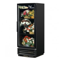 True GDM-12FC 12 Cu Ft One-Section Glass Door Floral Merchandiser