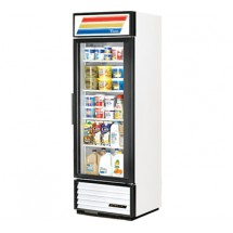 True GDM-19T 19 Cu Ft Glass Door Refrigerated Merchandiser