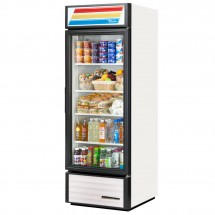 True GDM-23 23 Cu Ft Glass Door Refrigerated Merchandiser