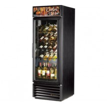 True GDM-23W 23 Cu Ft Glass Door Wine Merchandiser