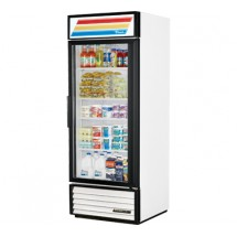 True GDM-26 26 Cu Ft Glass Door Refrigerated Merchandiser