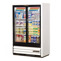 True GDM-33SSL-54 11 Cu Ft Two-Section Convenience Store Merchandiser