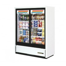True GDM-41SL-60 19 Cu Ft Two-Section Convenience Store Merchaniser