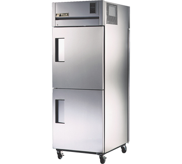 True STA1RPT-2HS-1S 31 Cu Ft Pass-Thru One-Section Refrigerator