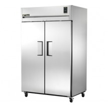 True STA2F-2S 56 Cu Ft Reach-In Two-Section Freezer