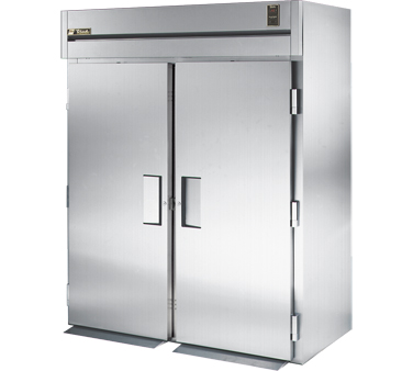 True STA2FRI-2S 75 Cu Ft Roll-In Two-Section Freezer