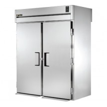 True STA2RRT-2S-2S 75 Cu Ft Roll In Two-Section Refrigerator