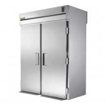 True STA2RRT89-2S-2S 80 Cu Ft Roll In Two-Section Refrigerator