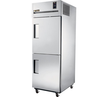 True STG1F-2HS 31 Cu Ft Reach-In One-Section Freezer