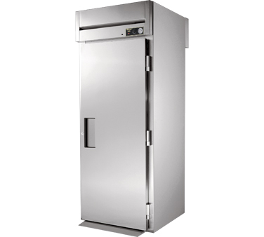 True STG1HRT89-1S-1S 38 Cu Ft  Roll In One-Section Solid Door Heated Cabinet