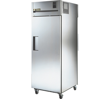 True STG1RPT-1S-1G 31 Cu Ft Pass-Thru One-Section Refrigerator