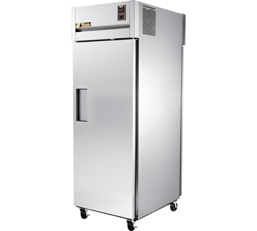 True STG1RPT-1S-1S 31 Cu Ft Pass-Thru One-Section Refrigerator