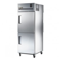 True STG1RPT-2HS-1G 31 Cu Ft Pass-Thru One-Section Refrigerator