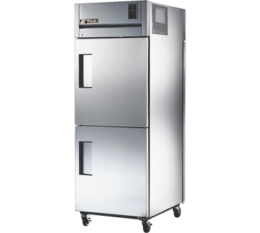 True STG1RPT-2HS-1S 31 Cu Ft Pass-Thru One-Section Refrigerator