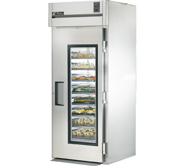True STG1RRI-1G 37 Cu Ft Roll-In One-Section Refrigerator