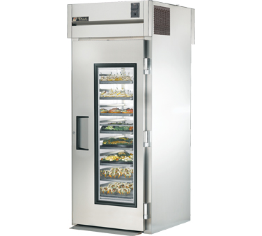 True STG1RRT-1G-1S 37 Cu Ft Roll In One-Section Refrigerator