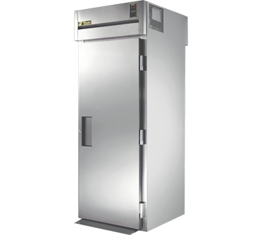 True STG1RRT89-1S-1S 38 Cu Ft Roll In One-Section Refrigerator