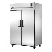 True STG2F-2S 56 Cu Ft Reach-In Two-Section Freezer