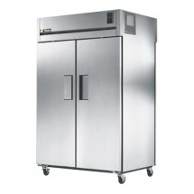 True STG2RPT-2S-2G 56 Cu Ft Pass-Thru Two-Section Refrigerator