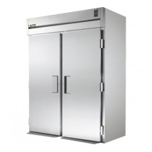 True STG2RRI89-2S 80 Cu Ft Roll-In Two-Section Refrigerator