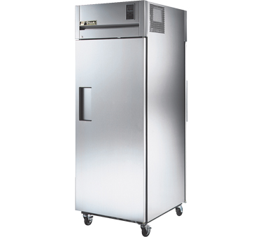 True STR1RPT-1S-1G 31 Cu Ft Pass-Thru One-Section Refrigerator