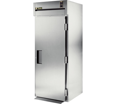 True STR1RRI89-1S 38 Cu Ft Roll-In One-Section Refrigerator