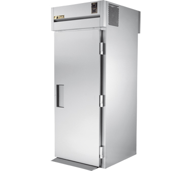 True STR1RRT-1S-1S 37 Cu Ft Roll In One-Section Refrigerator