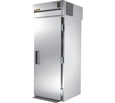 True STR1RRT89-1S-1S 38 Cu Ft Roll In One-Section Refrigerator