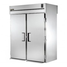True STR2RRT-2S-2S 75 Cu Ft Roll In Two-Section Refrigerator