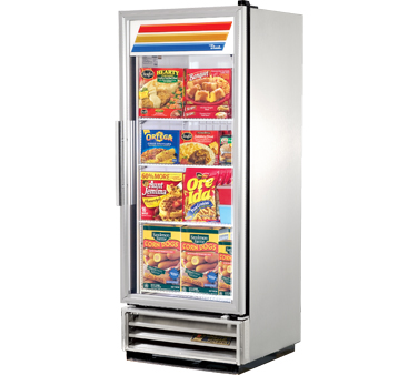 True T-12FG 12 Cu Ft Reach-In One-Section Freezer