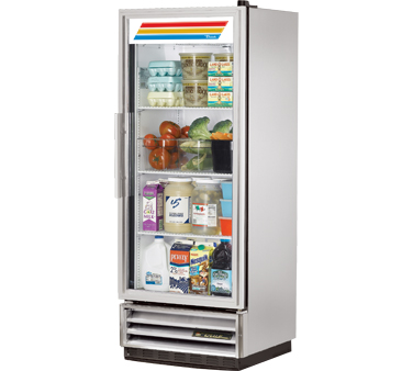 True T-12G 12 Cu Ft Reach-In One-Section Refrigerator