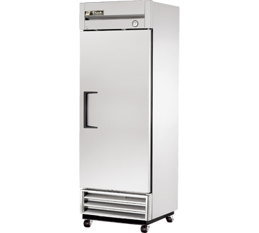 True T-19 19 Cu Ft Reach-In One-Section Refrigerator