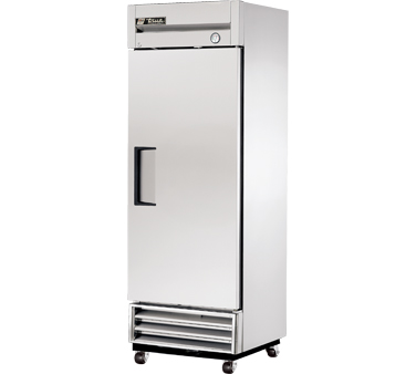 True T-19F 19 Cu Ft Reach-In One-Section Freezer