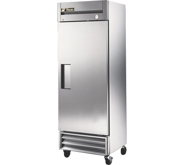 True T-19FZ 19 Cu Ft Reach-In One-Section Freezer