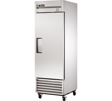 True T-23 23 Cu Ft Reach-In One-Section Refrigerator